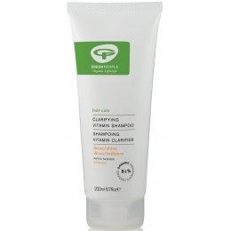 Green People Clarifying Vitamin Shampoo - 200ml