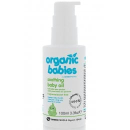Green People Soothing Baby Oil - 100ml