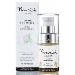 Nourish London Argan Skin Rescue - 15ml