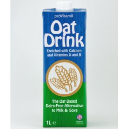 Provitamil UHT Oat Drink Milk Alternative - 1 litre