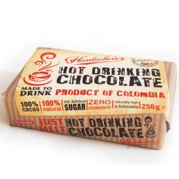 Hasslachers Bar of Drinking Chocolate - 250g