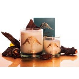 M&J London Soy Candle - El Capitan Amber - Large