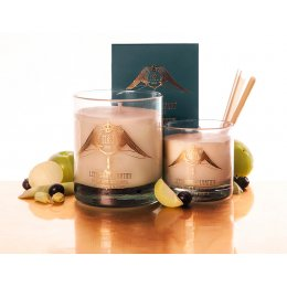 M&J London Soy Candle - Left Bank Martini - Large