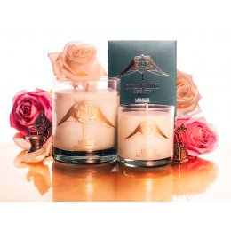 M&J London Soy Candle - Samadhi Rose - Large