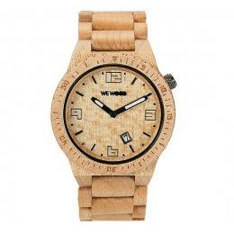 WeWOOD Voyage Beige Wooden Watch