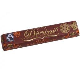 Divine Orange Milk Chocolate - 40g