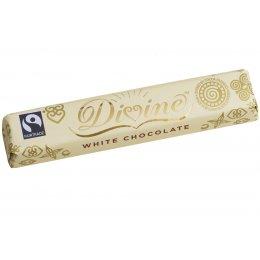 Divine White Chocolate - 40g