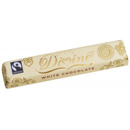 Divine White Chocolate - 40g