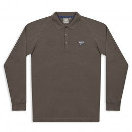 Mens Greenwood Polo Shirt - Slate