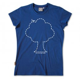 Silverstick Organic Cotton Womens Tree T-Shirt