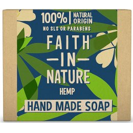 Faith in Nature Soap - Hemp with Lemongrass & Green Tea - 100g