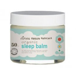 Little Green Radicals Organic Sleep Balm - 50ml