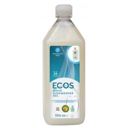 ECOS Wave Dishwasher Gel Fragrance Free - 950ml
