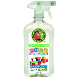 Earth Friendly Nursery & Toy Cleaner - 500ml