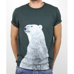 Rapanui Organic Cotton Polar Bear T-Shirt test