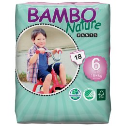 Bambo Nature Training Pants - XL Plus - Pack of 18