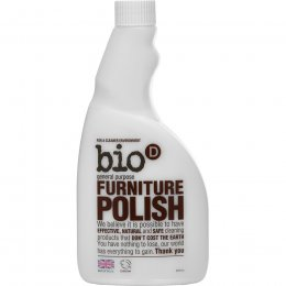 Bio D Furniture Polish Refill - 500ml