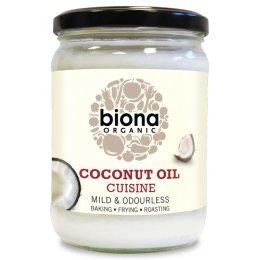 Biona Organic Coconut Oil Cuisine - 470ml