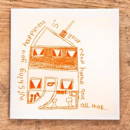 Arthouse Meath Happiness In Your New Home Card