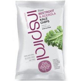 Inspiral Kale Chips Beetroot 30g