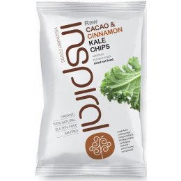 Inspiral Kale Chips Cacao 30g
