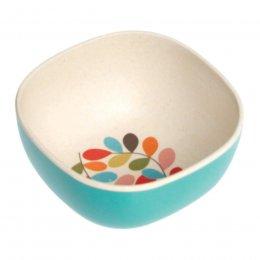 Vintage Ivy Bamboo Fibre Bowl - Small
