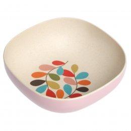 Vintage Ivy Bamboo Fibre Bowl - Medium