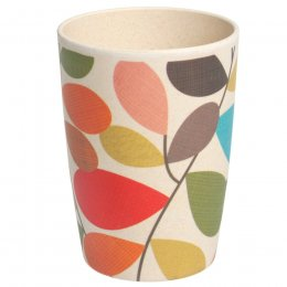 Vintage Ivy Bamboo Fibre Cup