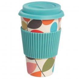 Vintage Ivy Bamboo Fibre Coffee Cup
