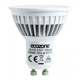 Ecozone Daylight LED GU10