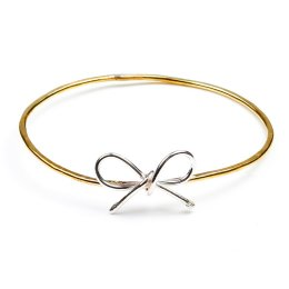 Limited Edition Believer Jewellery by Inkana Little Ones Bow Bangle