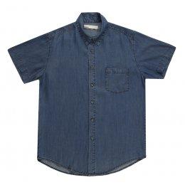 Komodo Dark Denim Remi Shirt