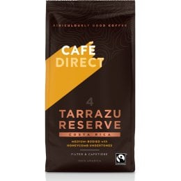 Cafedirect Tarrazu Reserve Fresh Ground Coffee - 227g