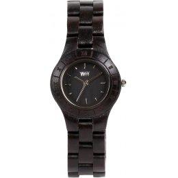 WeWOOD Women's Moon Black Watch