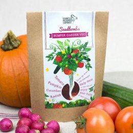 Espresso Mushroom Company Bumper Garden Veg Seedbombs test