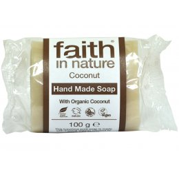 Faith in Nature Soap - Coconut - 100g