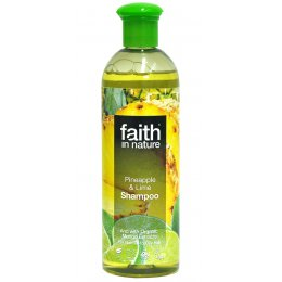 Faith in Nature Shampoo - Pineapple & Lime - 400ml test