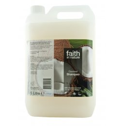 Faith in Nature Shampoo - Coconut - 5 Litres