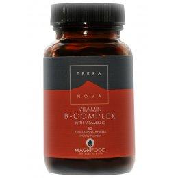 Terranova B-Complex w/Vitamin C - 50caps test