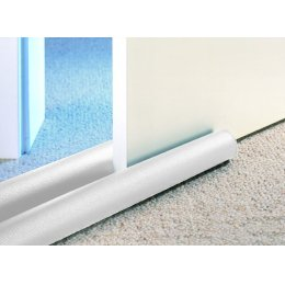 Wenko Insulating Draught Excluder - White
