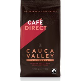Cafedirect Colombia Fresh Ground Coffee - 227g
