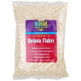 BioFair Organic Fairtrade Quinoa Flakes - 400g