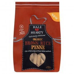 Hale & Hearty Brown Rice Penne Pasta - 250g