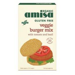 Amisa Gluten Free Veggie Burger Mix - 140g