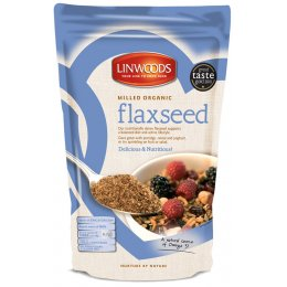 Linwoods Milled Flaxseed - Organic - 425g