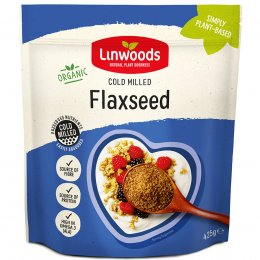 Linwoods Milled Organic Flaxseed - 425g