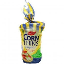 Real Foods Original Corn Thins - 150g
