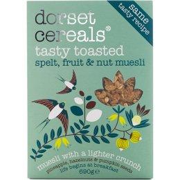 Dorset Cereals Spelt, Fruit and Nut Muesli - 690g test