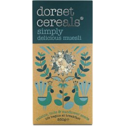 Dorset Cereals Simply Delicious Muesli - 850g test