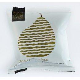 Perry Court Farm Air Dried Pear Crisps - 20g